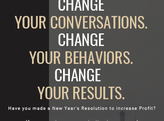 Change your Conversations, Change your Results